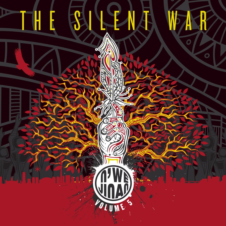 Image of The Silent War // Volume 5 CD