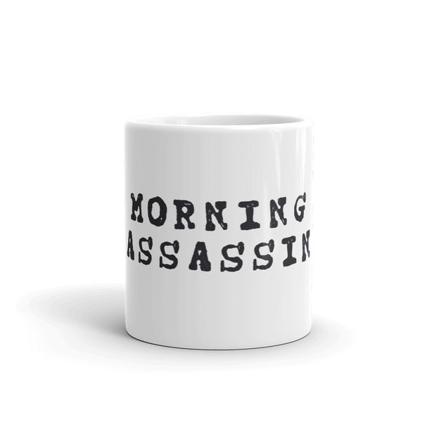 Image of Morning Assassin Mug