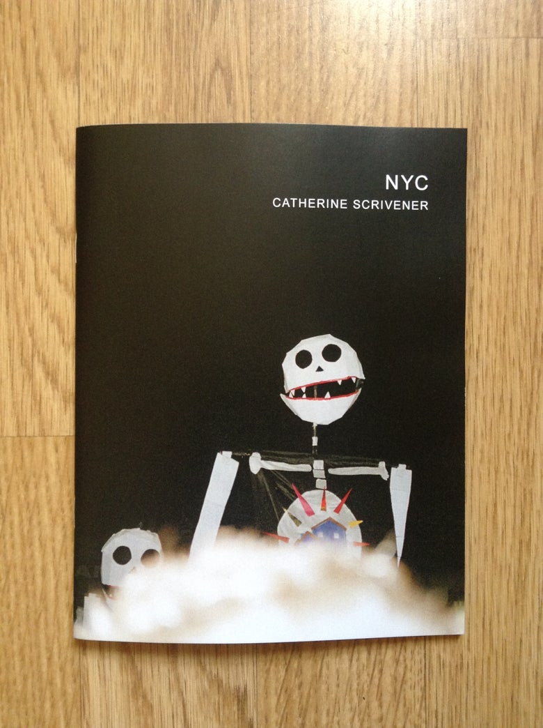Image of NYC ZINE