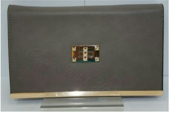 Image of Gold trimmed Clutch