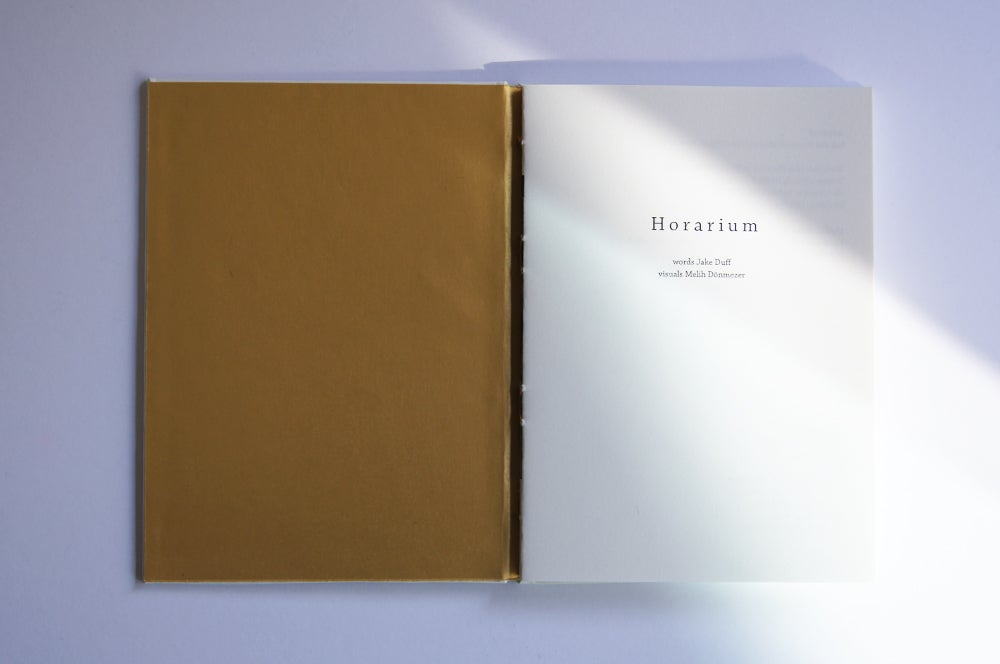 Image of Horarium - Book of Prayer
