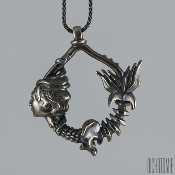 Image of The Circulus Pendant (Made To Order)