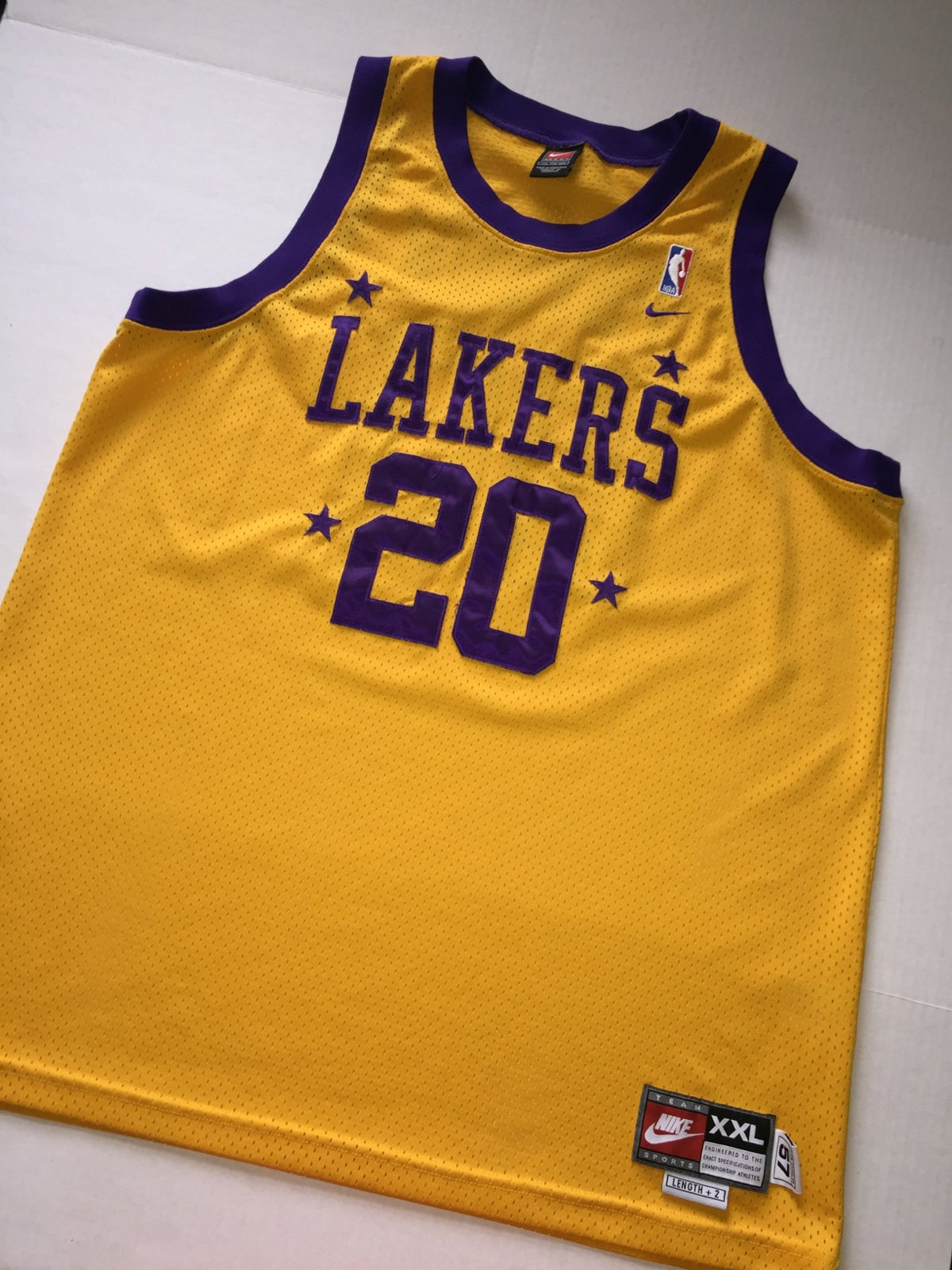 ad451bda199 Xeno.vintage — Gary Payton Lakers jersey
