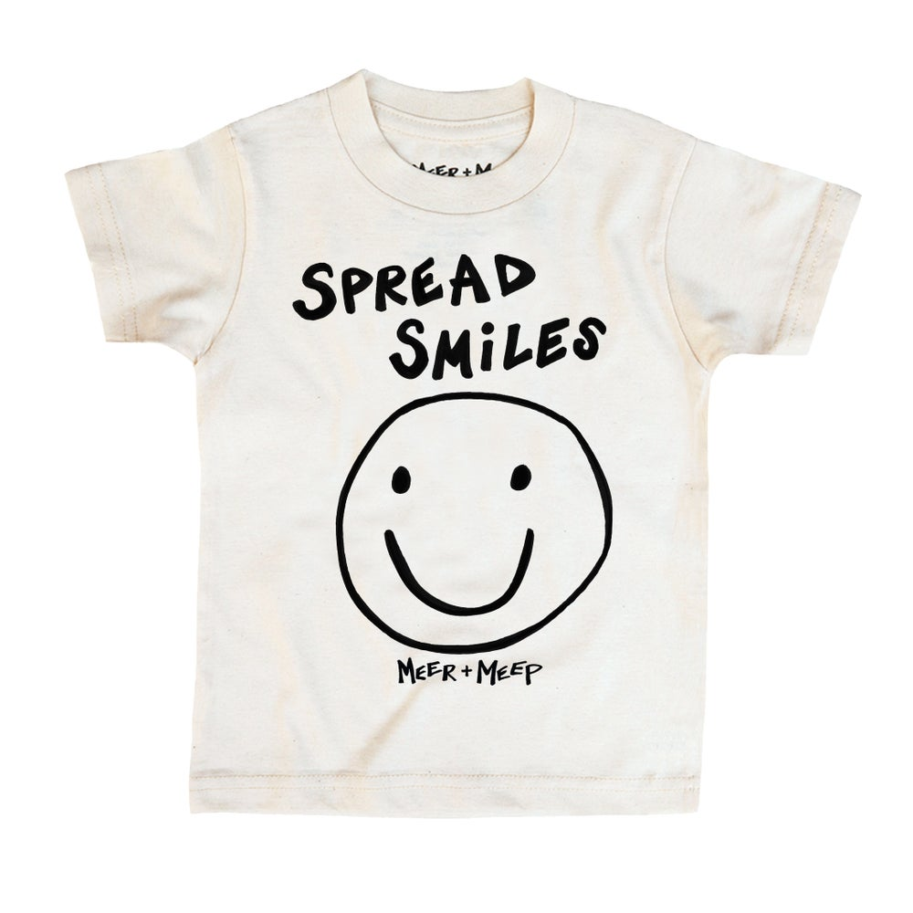 Image of SPREAD SMILES TEE