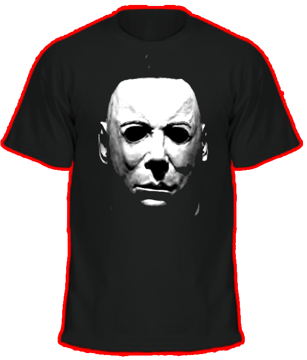 Image of Mike Mask Shirt