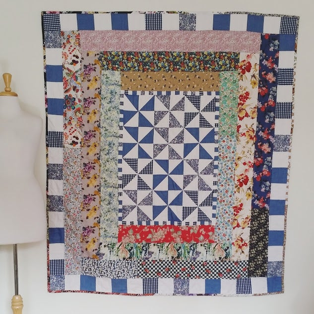 Image of Blanket Bay quilt pattern