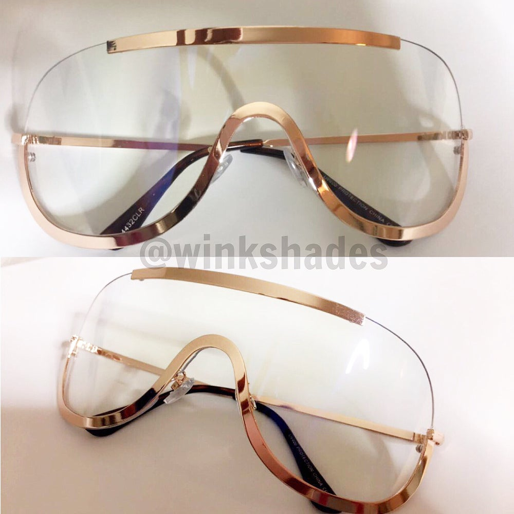 Image of YHEEZY SHIELD SHADES
