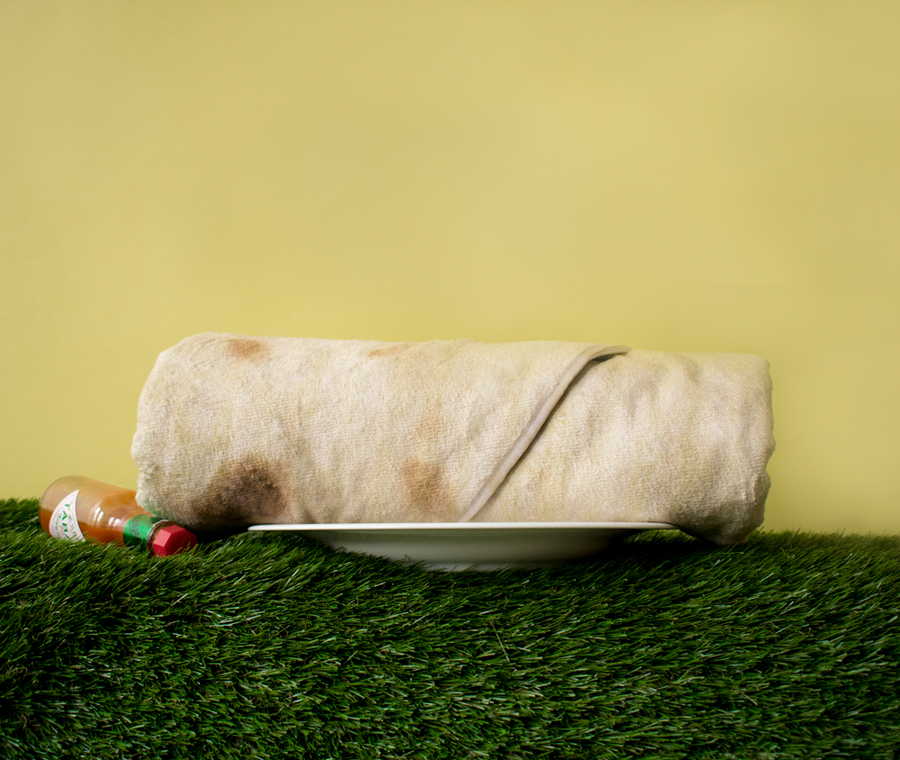 "Image of One 60"" Tortilla Towel"