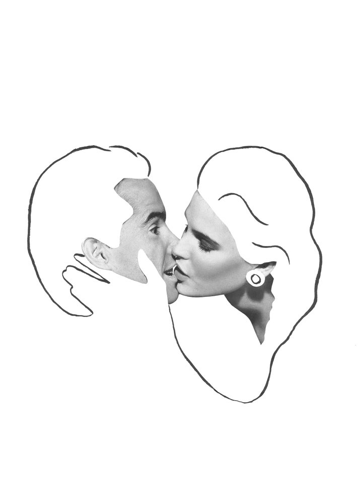 Image of The Kiss