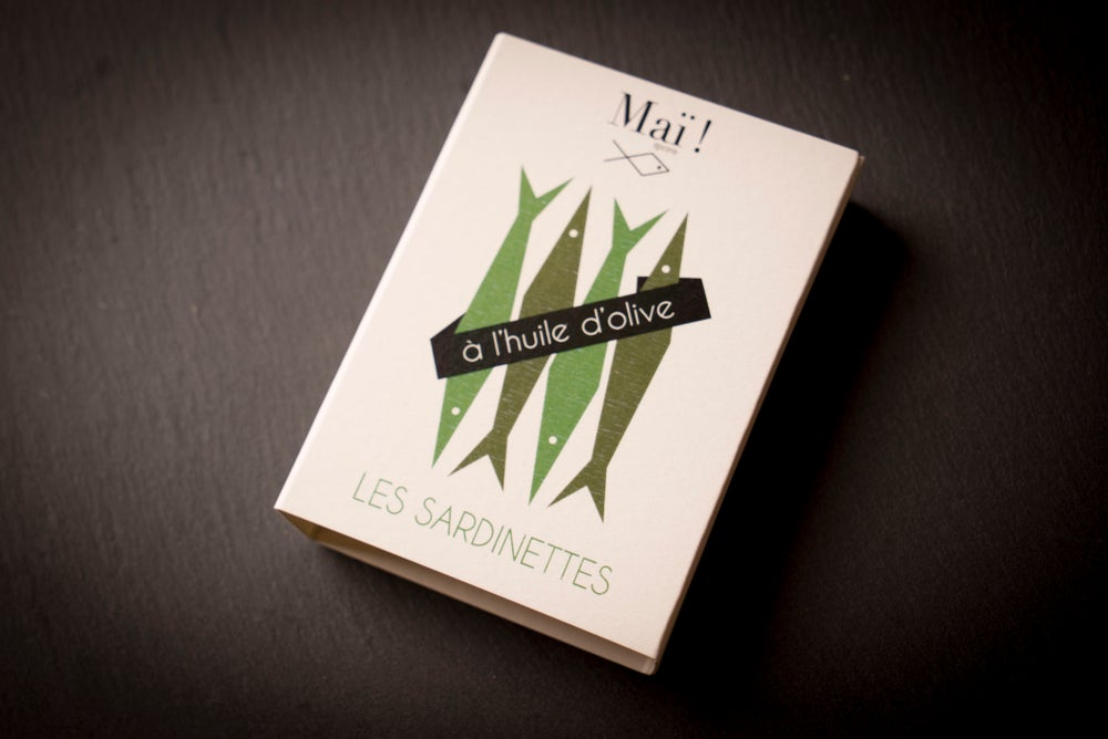 Image of Sardinettes à l'huile d'olive