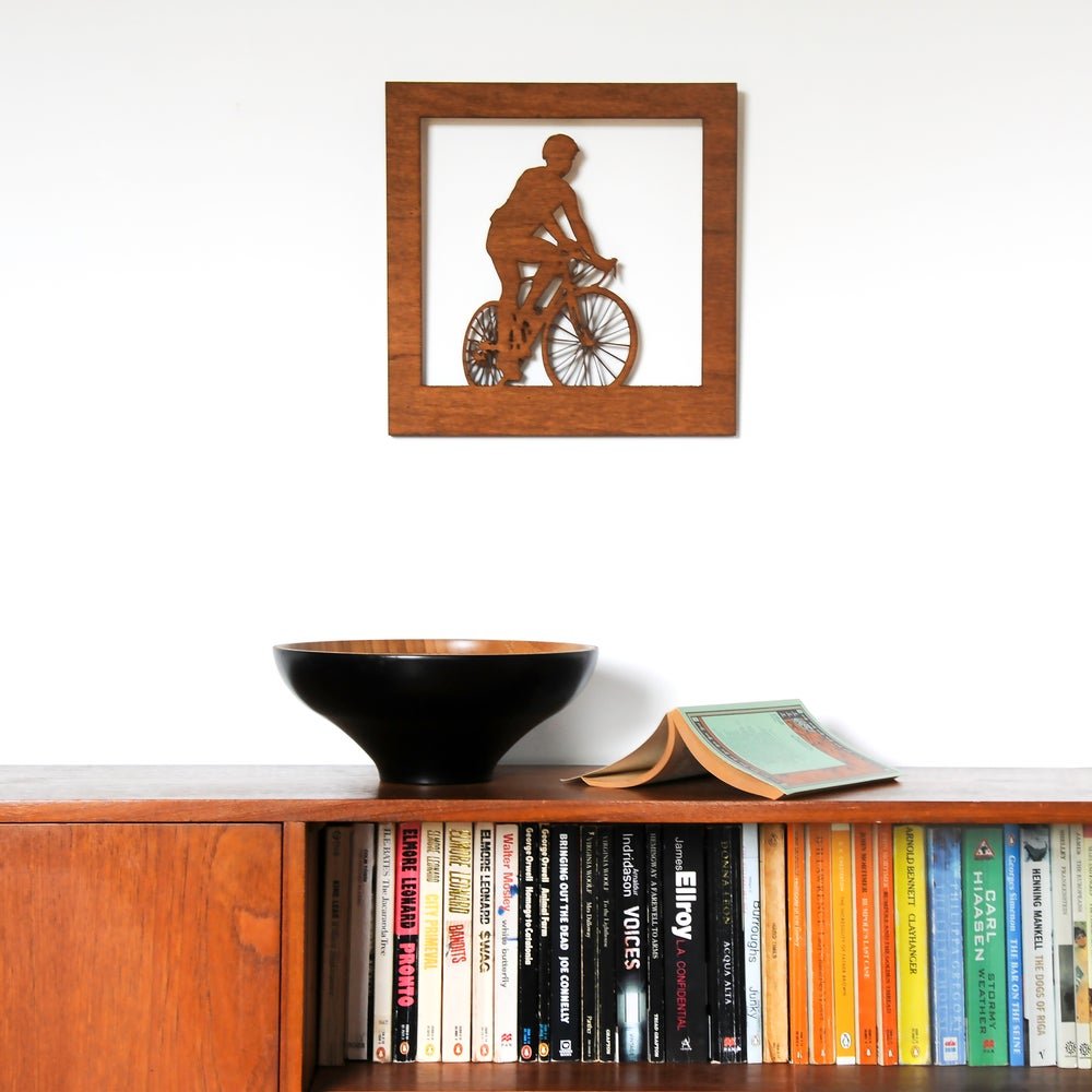 Image of Road cyclist