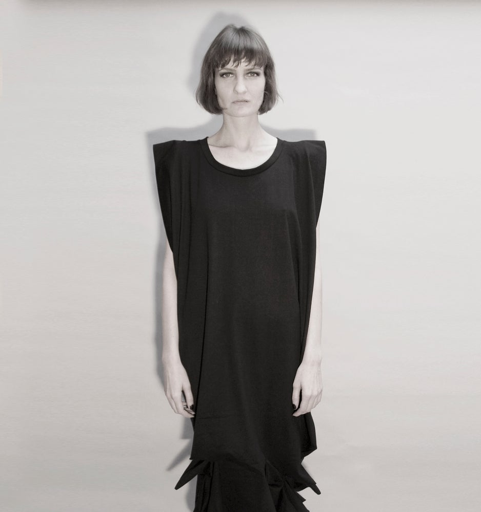 Image of SACRED: SACRED CUT DRESS