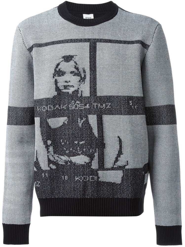Image of Opening Ceremony 'Contact Sheet' Crewneck