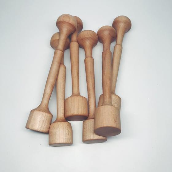 Image of Old Fashioned Muddler - hard maple