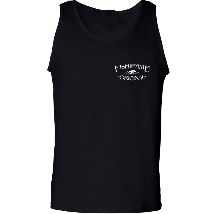 Image of No Boundaries Tank Top (black)
