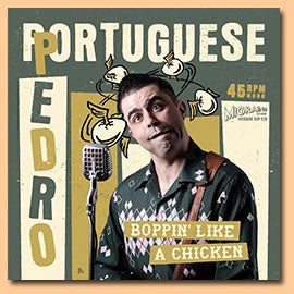"Image of 7"" Portuguese Pedro : Boppin Like A Chicken."