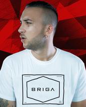 BRIGA - NEW LOGO TSHIRT - HONIRO STORE