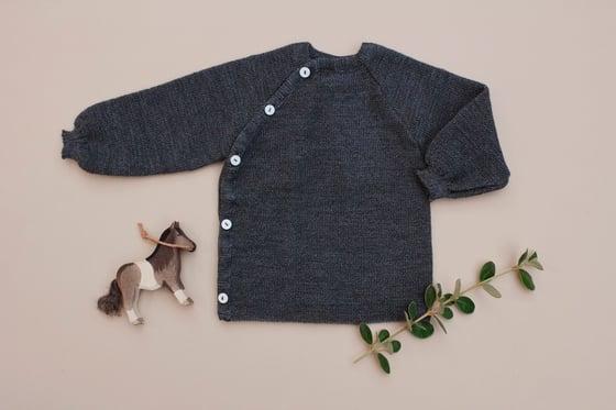Image of Reiff organic merino wool sweater