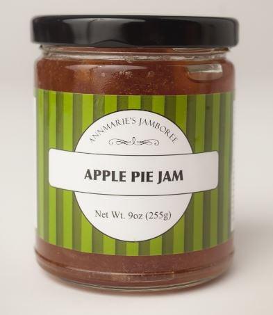 Image of Apple Pie Jam, 9oz jar
