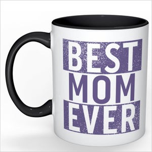 Image of The Best Mom Ever Mug