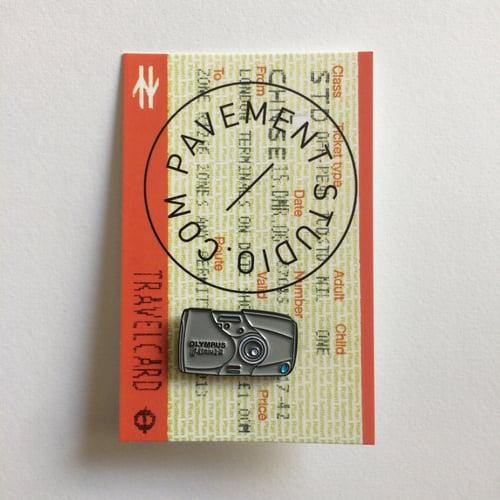 Image of Mju 2 Pin Badge