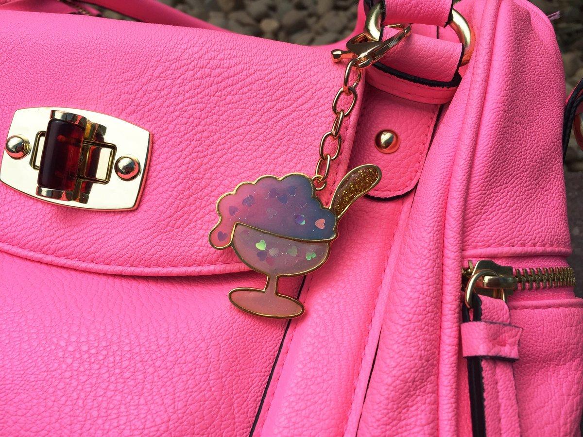 Image of Delicious Sundae Bag Charm