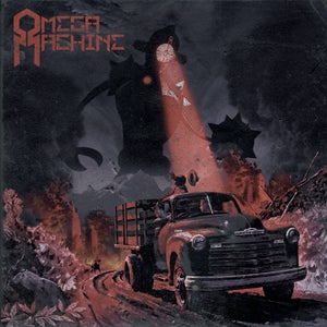 Image of Omega Machine - The End That Comes With The Omega Machine - Cd Digipak