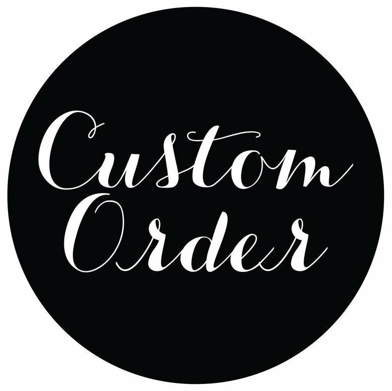 Custom Orders & Design Add-Ons