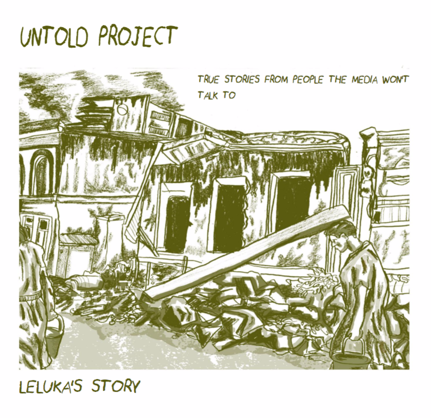 Image of Untold- Leluka's Story