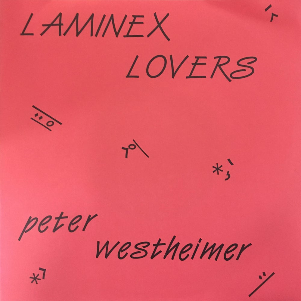Image of Peter Westheimer - Laminex Lovers 7""
