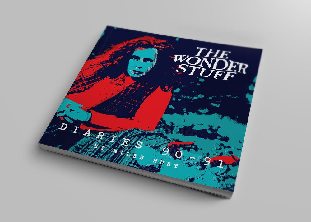 Image of The Wonder Stuff Diaries '90-'91