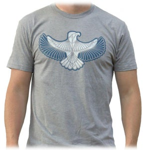 Image of Steel Wings - Dark Heather Gray