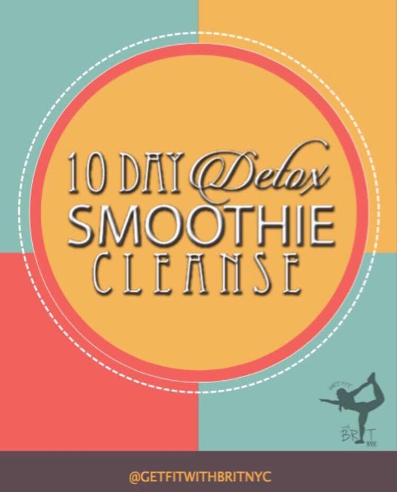 Image of 10 Day Detox Cleanse E-Book - Memorial Day Sale