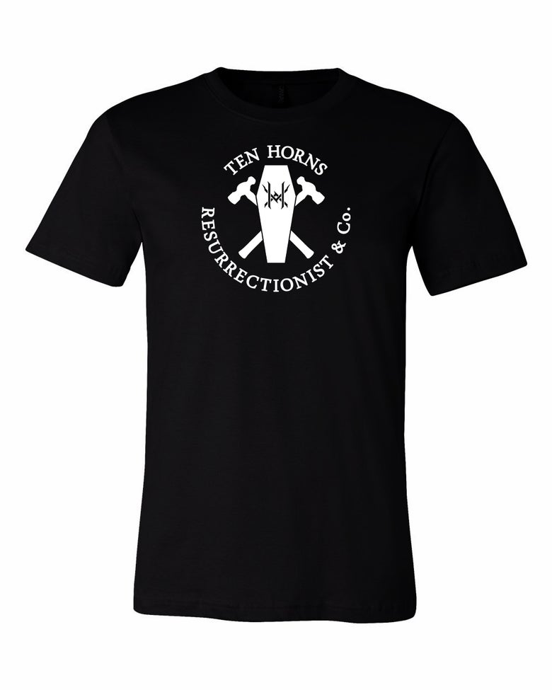 Image of Ten Horns Resurrectionist & Co. Shirt