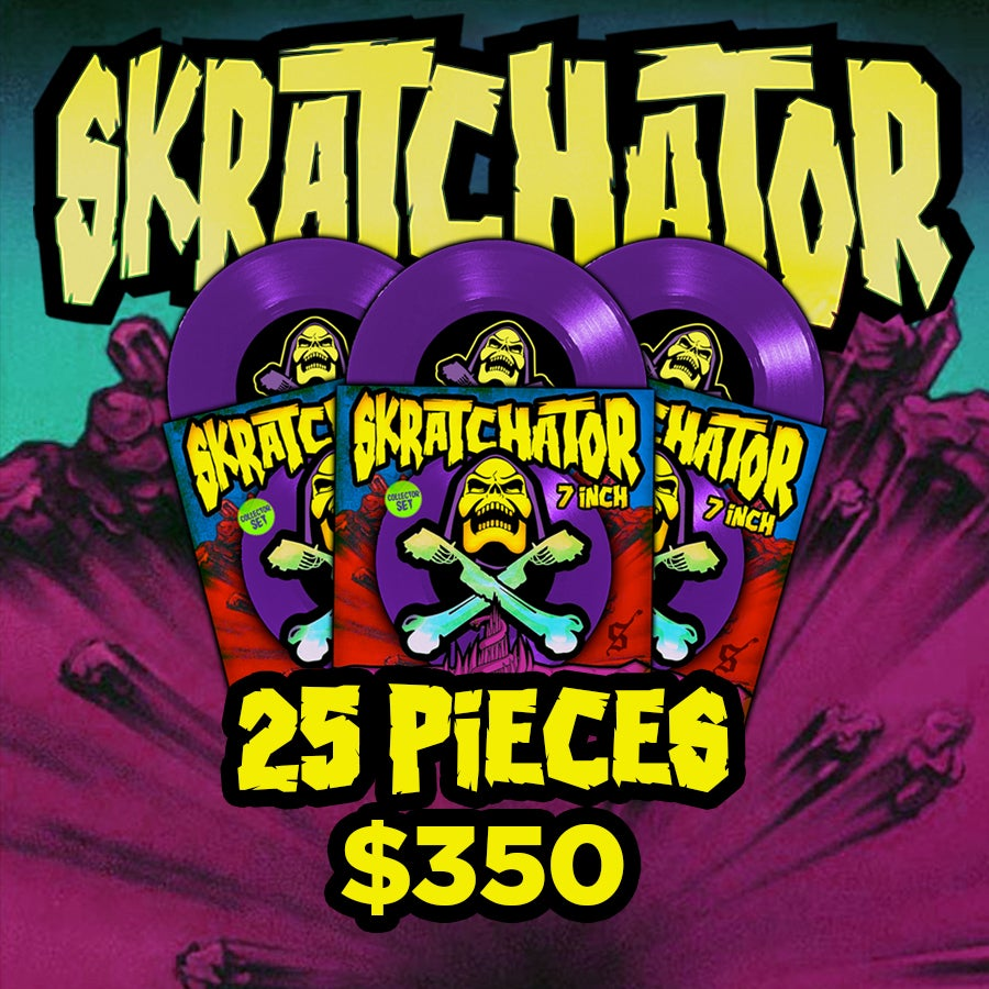 Image of Skratchator 25 PCS