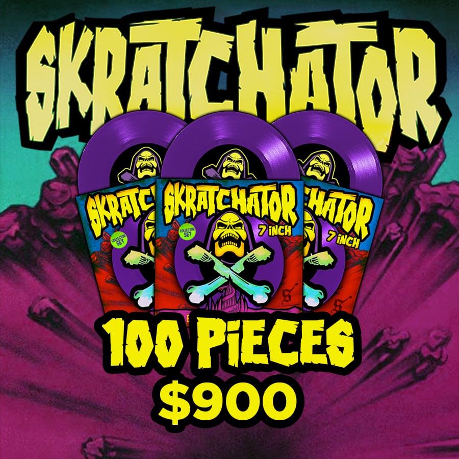 Image of Skratchator 100 PCS