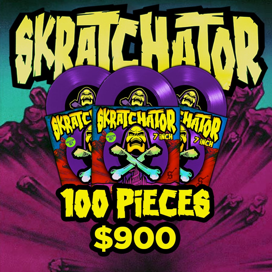 Image of Skratchator 100 PCS