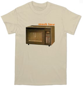 Image of Vintage Microwave T Shirt