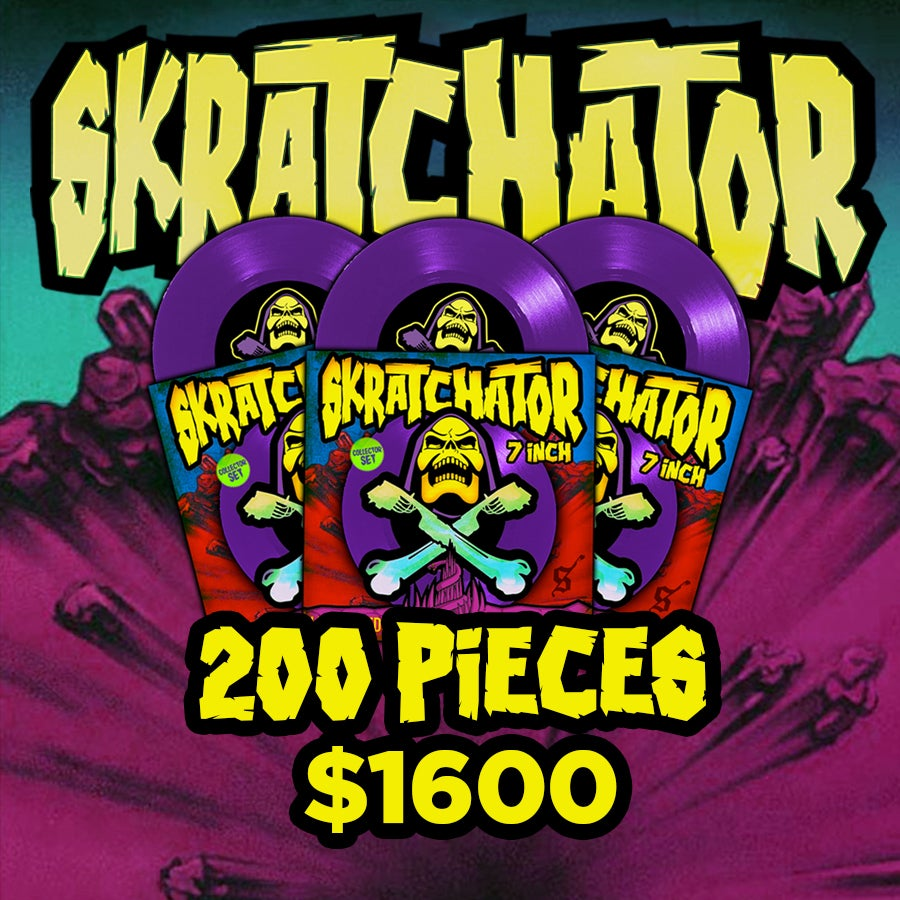 Image of Skratchator 200+ PCS