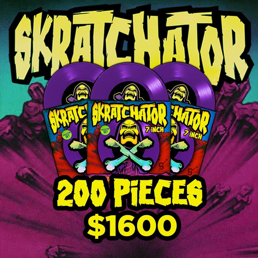 Image of Skratchator 200+ PCS