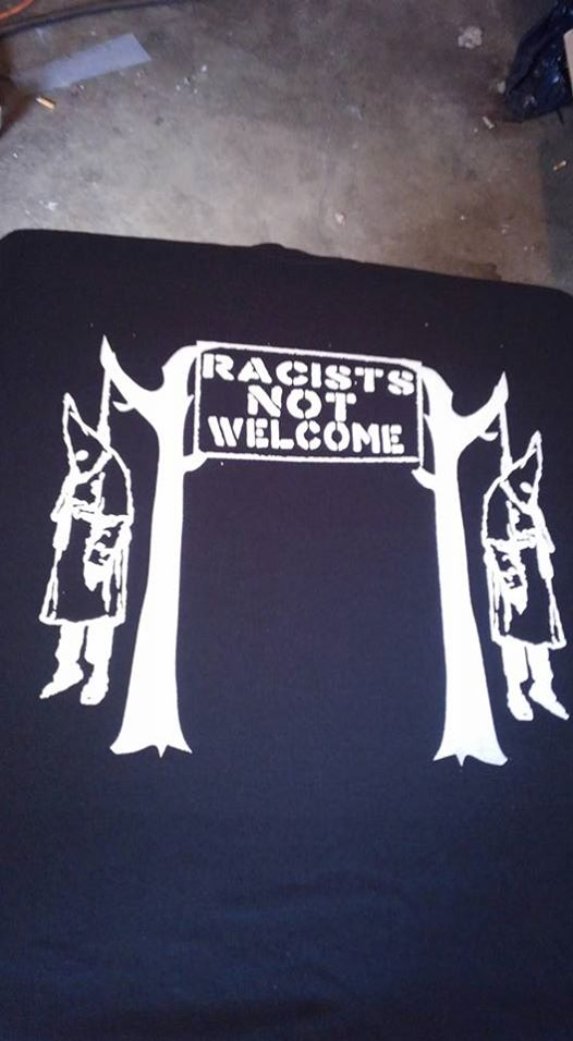 Image of RACISTS NOT WELCOME!!!!!!!!!!!!!!!!!!!!!!!!!!!!!!!!!!!!!!!!