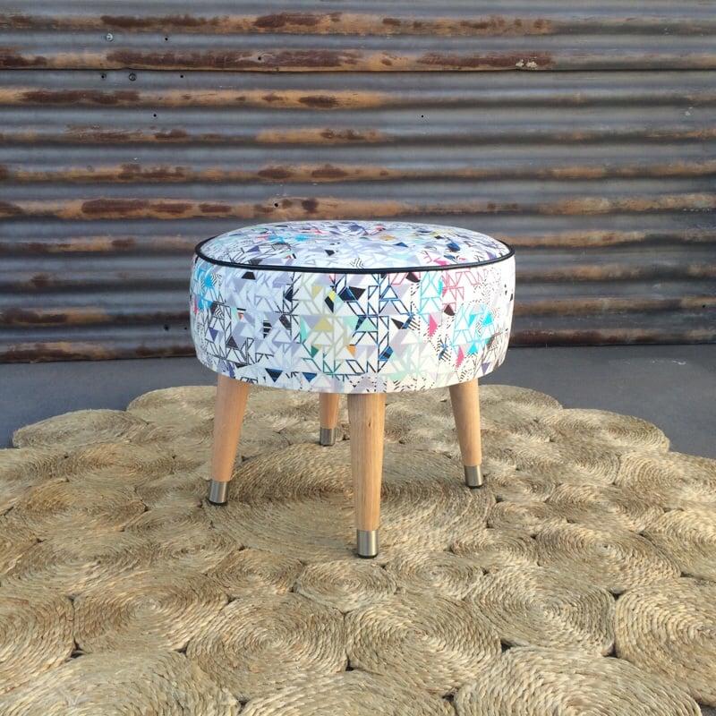 Image of Elsie side table / footstool
