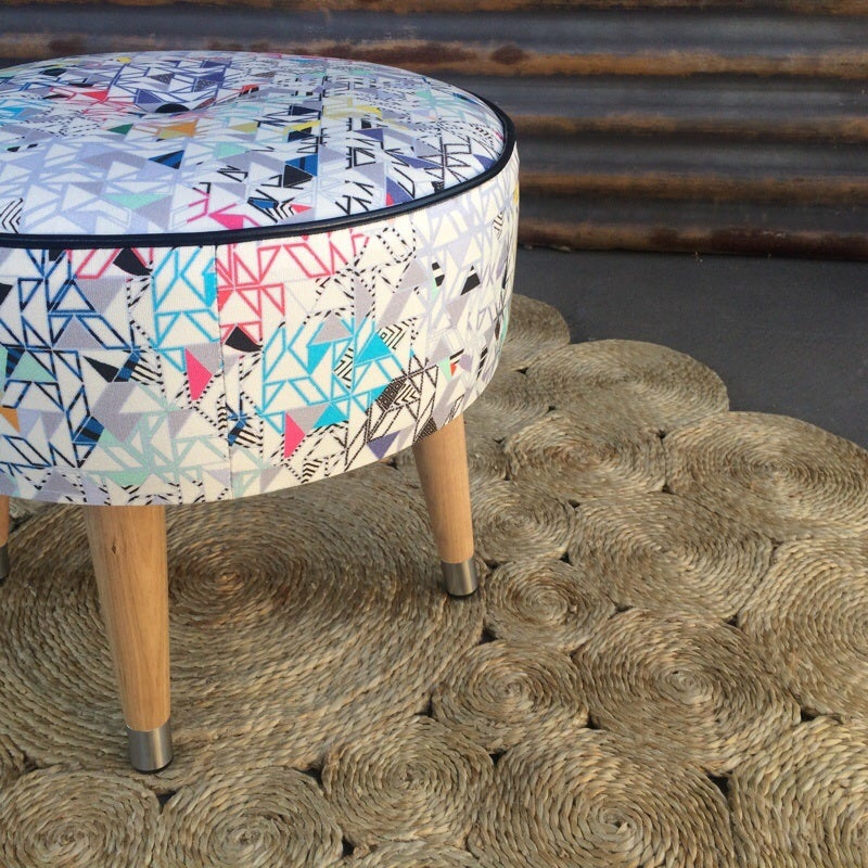 Image of Elsie side table / footstool