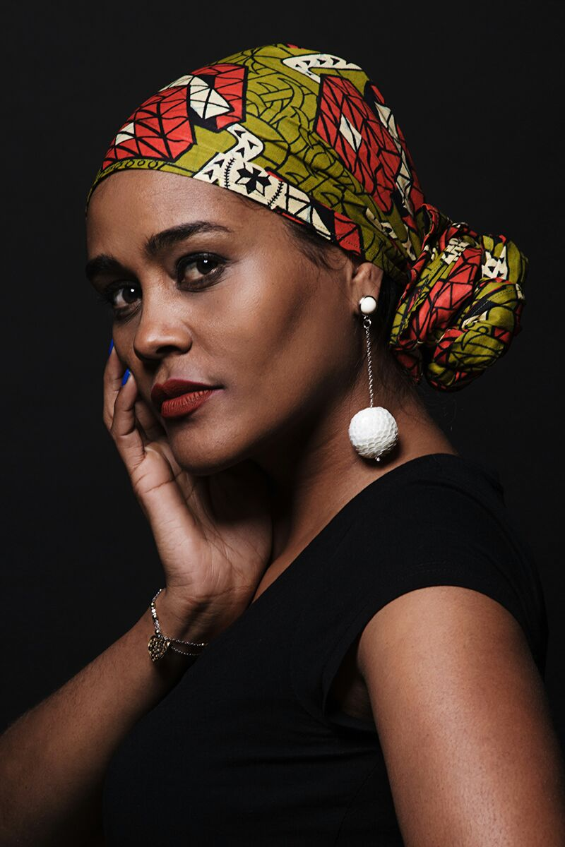 "Image of **** HEADWRAP FASCIA TURBANTE ""A WAY OF EXIT"" ****"