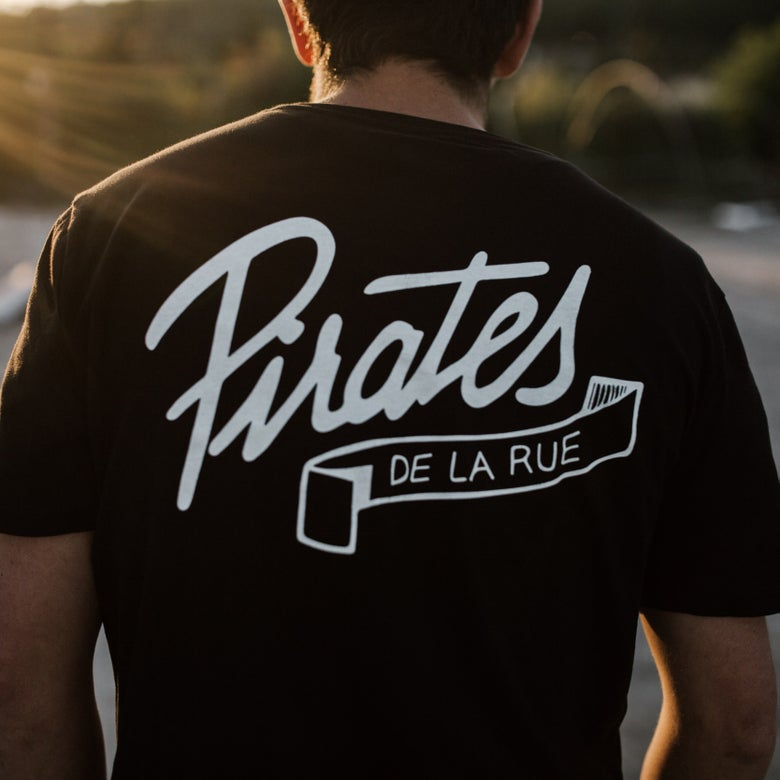 Image of PIRATES DE LA RUE - Tee