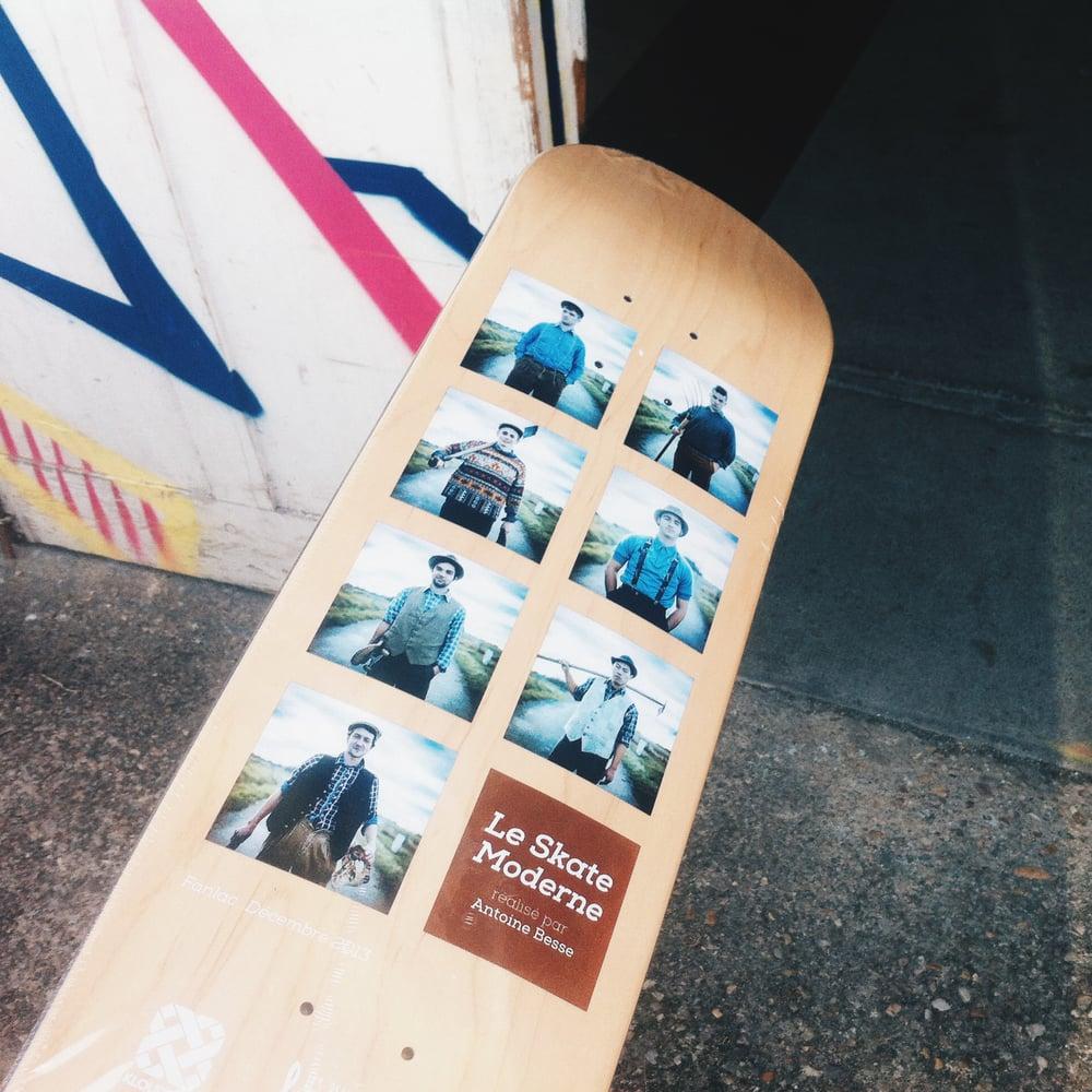 Image of SKATE MODERNE - LIMITED & COLLECTOR - Deck