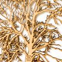 Family Tree Woodcut
