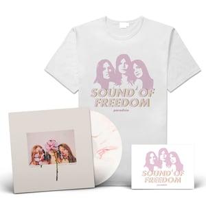 "Image of Paradisia ""Sound Of Freedom"" LP Bundle"