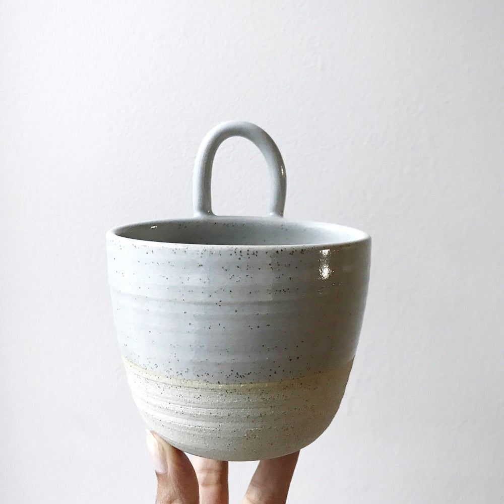 Image of Wall planter (grey)