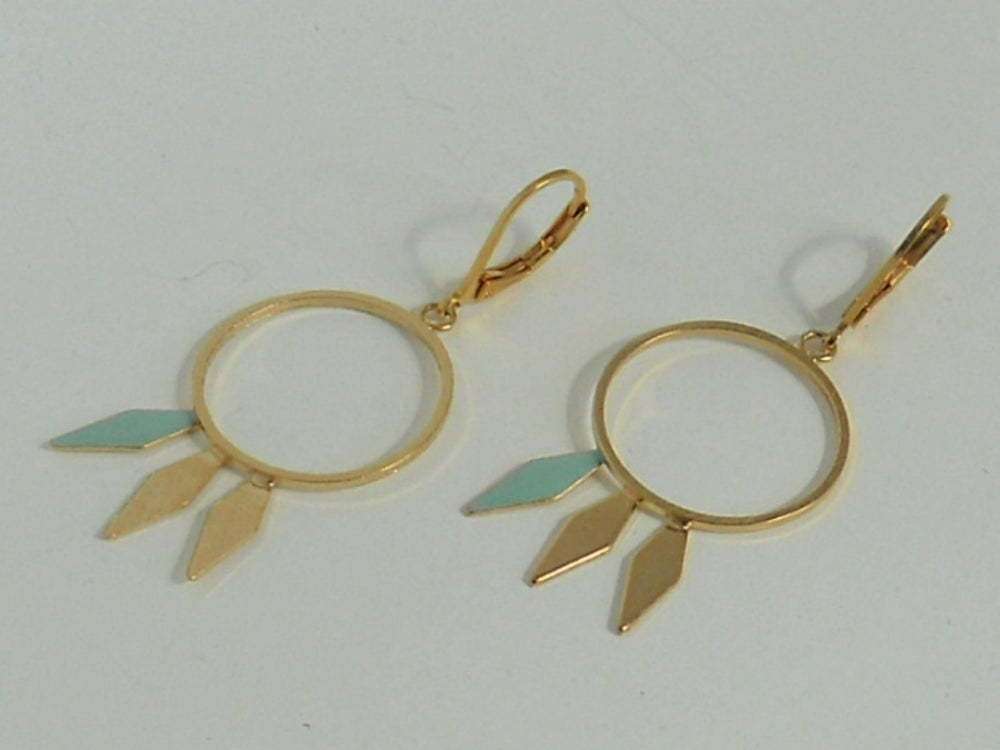 Image of SUNSHINE - Boucles d'oreilles